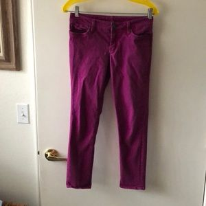 Gap Premium Super Skinny Jeans Size 2. Gently Used